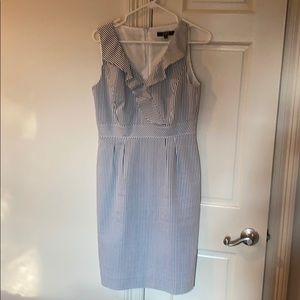 Seer sucker Dress